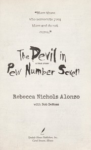 Cover of: The devil in pew number seven | Rebecca Nichols Alonzo