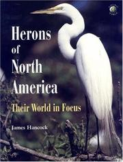 Cover of: Herons of North America