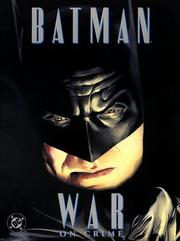 Cover of: Batman: war on crime
