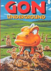 Cover of: Gon underground