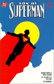 Cover of: Son of Superman