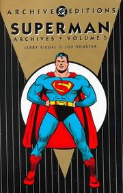 Cover of: Superman Archives, Vol. 5