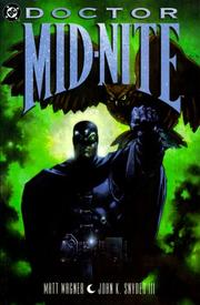 Cover of: Doctor Mid-Nite