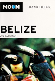 Cover of: Belize | Joshua Berman