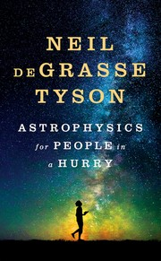 Cover of: Astrophysics for People in a Hurry