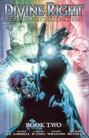 Cover of: Divine Right | Scott Lobdell