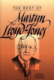 Cover of: The Best of Martyn Lloyd-Jones