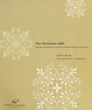 Cover of: The Christmas table