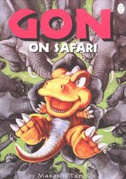 Cover of: Gon on safari