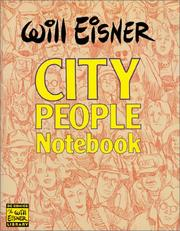 Cover of: City People Notebook