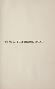 Cover of: Up the Witch Brook road | Kate Upson Clark