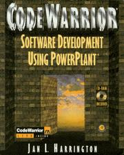 Cover of: CodeWarrior software development using PowerPlant