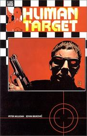Cover of: Human target