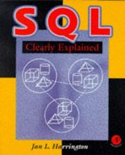 Cover of: SQL clearly explained