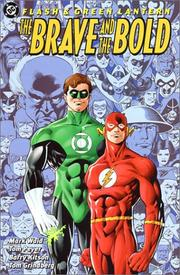 Cover of: Flash & Green Lantern