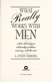 What really works with men