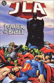 Cover of: JLA Vol. 7: Tower of Babel