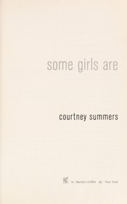 Cover of: Some girls are