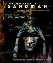 Cover of: The Quotable Sandman