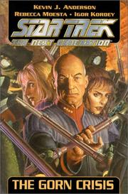 Cover of: Star Trek the Next Generation | Kevin J. Anderson