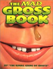 Cover of: The Mad gross book |