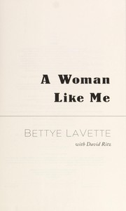 Cover of: A woman like me | Bettye LaVette