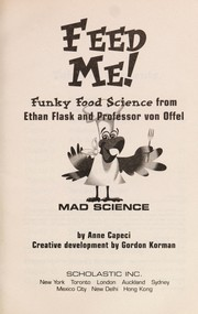 Cover of: Feed me!