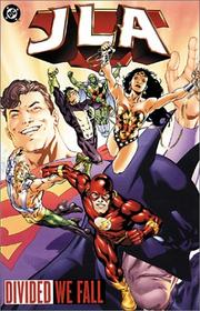 Cover of: JLA Vol. 8: Divided We Fall
