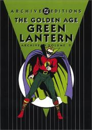 Cover of: The Golden Age Green Lantern Archives, Vol. 2