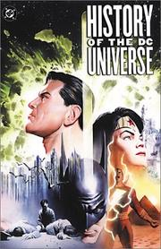 Cover of: History of the DC Universe
