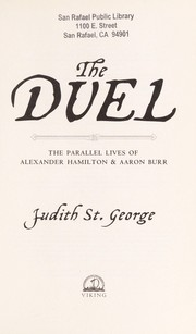 Cover of: The duel