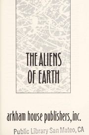 Cover of: The aliens of earth