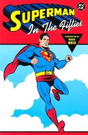 Cover of: Superman in the fifties
