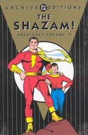Cover of: The Shazam! Archives, Vol. 3 | C.C. Beck