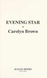Cover of: Evening star: a drifters and dreamers romance