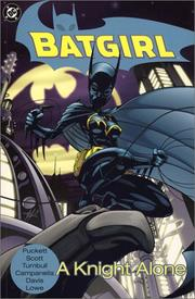 Cover of: Batgirl, a knight alone