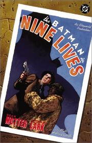Cover of: Batman: nine lives