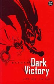 Cover of: Batman: dark victory