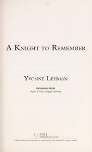 Cover of: Knight to remember