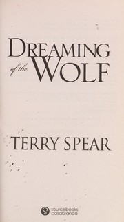 Cover of: Dreaming of the wolf | Terry Spear