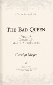 Cover of: The bad queen
