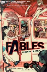 Cover of: Fables Vol. 1: Legends in Exile