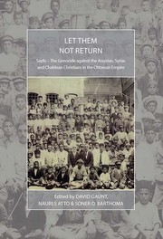 Cover of: Let Them Not Return |