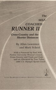 Cover of: The self-coached runner II | Allan Lawrence