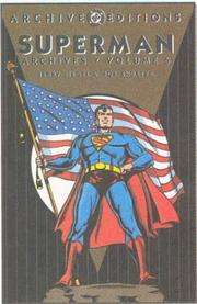 Cover of: Superman archives