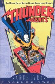 Cover of: T.H.U.N.D.E.R. agents archives |