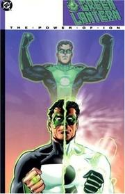 Cover of: Green Lantern, the power of Ion