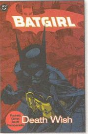 Cover of: Batgirl, death wish
