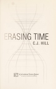 Cover of: Erasing time