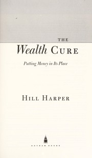 Cover of: The wealth cure